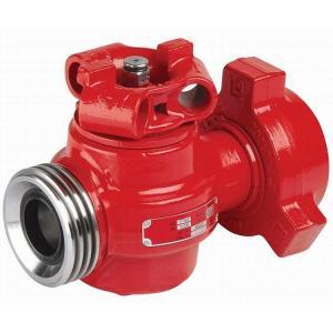 "API 2"" 1502 High Pressure Plug Valve / Fmc Plug Valves / Cock Valve For Oilfield Manifold Manufactures"