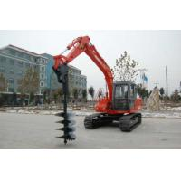 20-46 Rpm Rotate Speed Hydraulic Hole Digger Construction Machinery 2570-6917 Nm Torque Manufactures