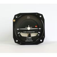 """3-1/8"""" Aircraft Flight Instruments Replancement Electrical Turn Coordinator Guage BZW-4B Manufactures"""