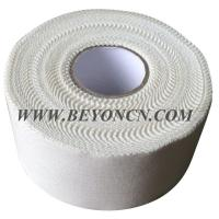 Breathable Sports Strapping Tape Minimize Skin Allergy , Cotton Adhesive Tape Manufactures