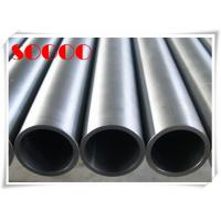 Acid Resistant Seamless Alloy Pipe High Intensity Single Phase Solid Manufactures