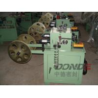 Flat Gasket Machine with double-- Eyelets Metal Tape Shaper sealing product Manufactures