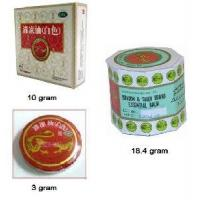 Dragon and Tiger Essential Balm Manufactures