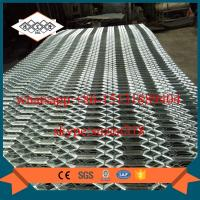 4ft*8ft  hot dip galvanized gothic hole heavy duty expanded metal panel Manufactures