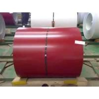 Quality Eco friendly GB/T12754 SGCC 1250mm width 20um top Color coating Hard steel rolling PPGI Coils for sale