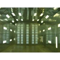 15m spray paint booth, auto coating equipments HX-1000 Manufactures
