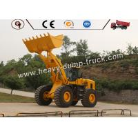 Compact Wheel Loader Heavy Construction Equipment More Than 5 Years Warranty Manufactures