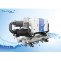 China Green Safe R407C York Water Cooled Screw Chiller Water Chilling Machine on sale