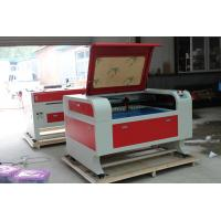 Quality Acrylic And Leather Co2 Laser Cutting Engraving Machine , Size 600 * 900mm for sale