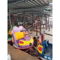 mini spin roller coaster 5.5m high outdoor thrilling amusement ride Manufactures