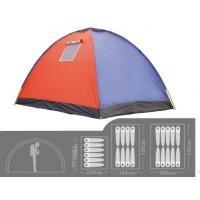 Quality Glass Fibre + Oxford Cloth Inflatable Party Tent For Wild Camping 2.15 * 2.15 * 1.2m for sale