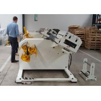 Metal Coil Cold Rolled Steel Decoiling and Straightening Machine with Frequency Changer Manufactures