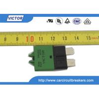 PC Cirucit Board Thermal Fuse Color Code Normally Closed Bimetal Fuse Manufactures