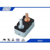 Stud / Bracket Mount Automotive Circuit Breaker , Electric Motor Thermal Switch Manufactures