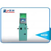 One stop self service touch screen library kiosk stand alone with high brightness Manufactures