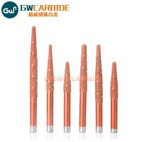 China CNC Carving Tool Electroplated Diamond Router Bits For Granite Of Tungsten Carbide on sale