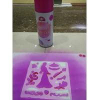 Water Based Temporary Spray Paint DIY Chalk Washable Easily To Remove Manufactures