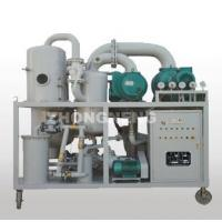 Double-Stage Vacuum Transfomer Oil Purifier/Purification Manufactures