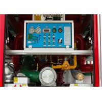Quality Capacity 300kg Dry Powder Airport Fire Truck Engine Power 440kw For Fire Rescue for sale