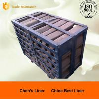 Chrome Molybdenum Alloy Steel Castings Packed In Pallets For Abrasion Manufactures