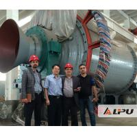 Trunion Bearing Ball Milling Equipment 35rpm Rotary Speed Manufactures