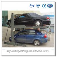 Car Elevator Parking Systems Residential Pit Garage Parking Car Lift Manufactures
