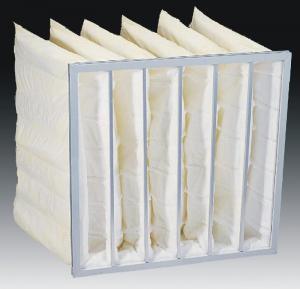 Quality F6 Medium efficiency filter - bag filter pocket filter for sale