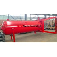 Solids control mud gas separator poor boy at oilfield for sale Manufactures