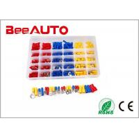 Insulated Electrical Terminal Assortment Kit 480pcs Waterproof International Standard Manufactures