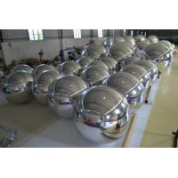 Giant Decorative Display Inflatable Mirror Ball PVC Mirror Cloth Fireproof Manufactures
