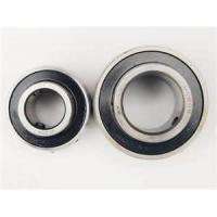 Quality high speed aluminium alloy spherical pillow block insert deep groove mounted bearings for sale