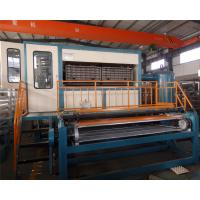 Big capacity double roller 8000-12000 pcs/h European technical egg tray machine Manufactures