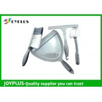 Multi Purpose Household Cleaning Brushes And Dustpan Set PP Material HB1635 Manufactures