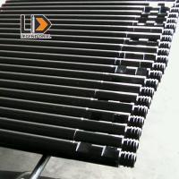 Drill Shank End R25 Threaded Drill Rod , Forging T38 Hex Extension Bar Manufactures