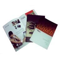 Glossy / Matt lamination, Coated / glossy paper, catalogue printing Color Booklet Printing Manufactures
