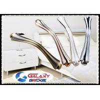 Buy cheap Office / Bedroom / Kitchen Cupboard Door Handles With 4 Colors Option Furniture Metal Fittings from wholesalers
