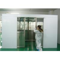 Inside Cargo Air Shower Tunnel Manufactures