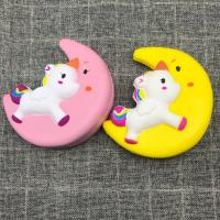 Squishy Toys Cute Moon Unicorn Scented Cream Slow Rising Squeeze Decompression Toys Manufactures