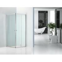 Tempered Glass Bathroom Enclosures Square Shower Enclosure 800 X 1000 Manufactures