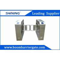 Tolling Control Half Height Pedestrian Security Gates With 300-600mm Swing Arm Manufactures