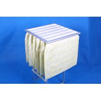 Buy cheap F8 Nonwoven Fabric Pocket Air Filter Industrial Dust Collector Bags 95% Efficiency from wholesalers