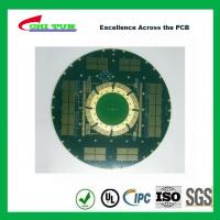 Designing Pcb Boards Custom Circuit Board 18L 4.5MM 8MIL IMMERSION GOLD Manufactures