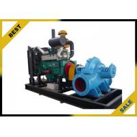 Self Priming Industrial Slurry Diesel Water Pumps 760m³ / H, R6126 308kw Diesel Well Pump Manufactures