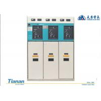 Indoor 10kV GIS Ring Main Unit Cabinet , Gas - Insulated  Switchgear Manufactures