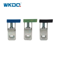 ISO9001 35mm2 PA Bus Bar Terminal Blocks 300V 125A Manufactures