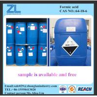 Quality  formic acid 80%,85% for textile, rubber and leather industry for sale