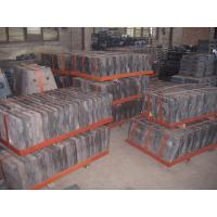 Cr-Mo Steel Liners for Coal Mills Hardness More than HRC48  Applied in Grinding Feldspar Manufactures