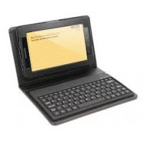Galaxy Tab Bluetooth Keyboard with leather stand case Tablet PC for Lenovo ideapad k1 Manufactures