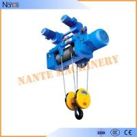 Heavy Duty 8 ton Industrial Electric Hoist For Metallurgy 50Hz / 60Hz Manufactures