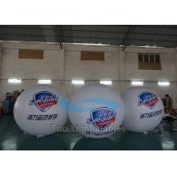 Created Advertisement Helium Branded Balloons Logo Printing For Promotion Event Manufactures